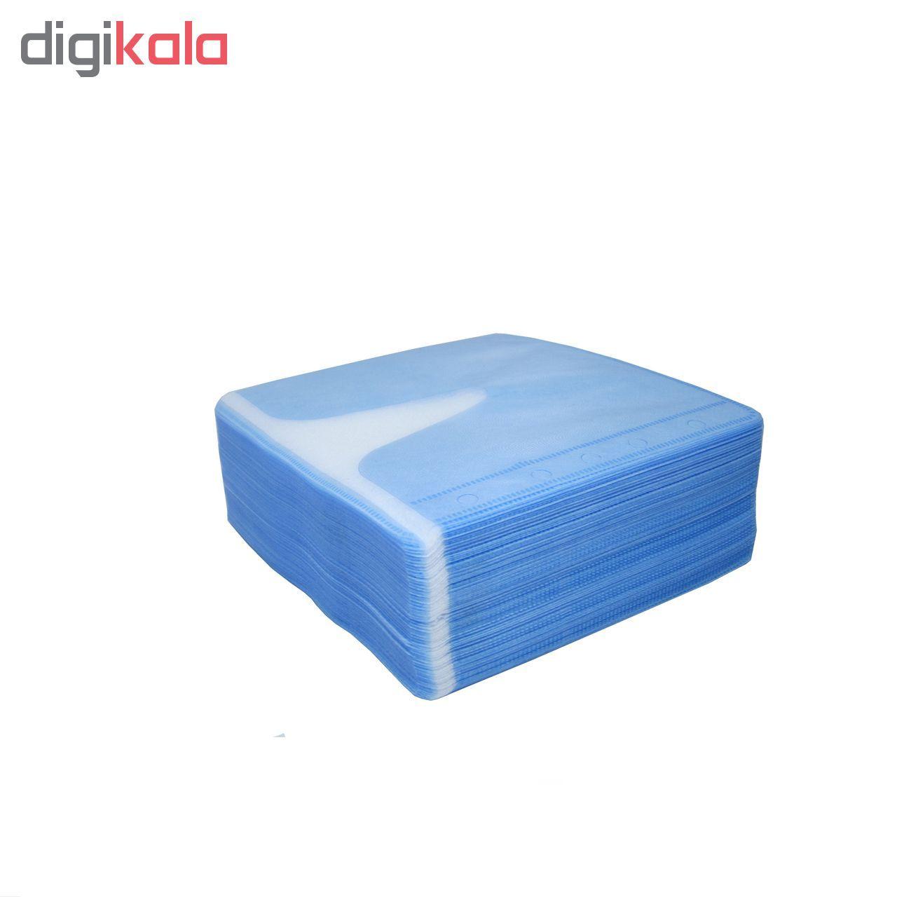 کاور سی دی ضد خش مدل 100CH main 1 1