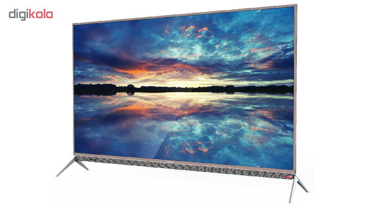 تلویزیون ال ای دی هوشمند ایکس ویژن مدل 49XKU635 سایز 49 اینچ