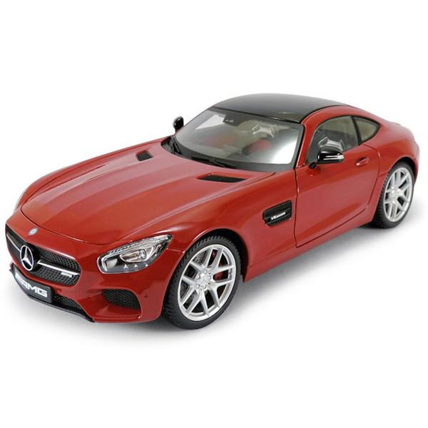 ماشین بازی مایستو مدل Mercedes-AMG GT