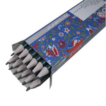 مداد مشکی پارسا کد 12