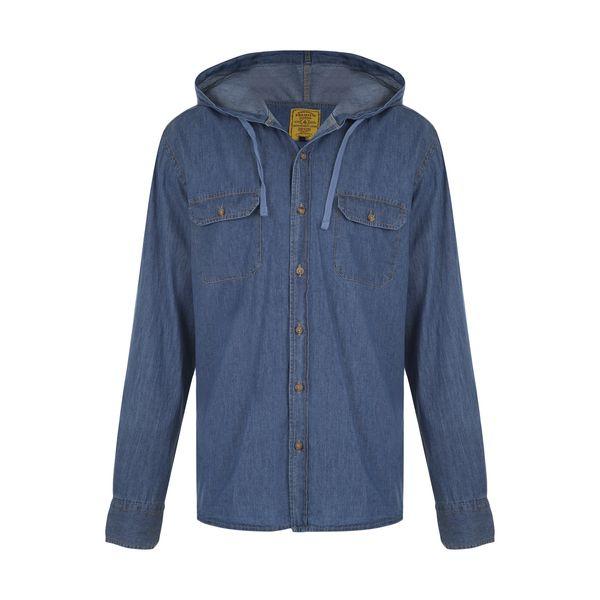 پیراهن آستین بلند مردانه پاتن جامه مدل 102121990245094