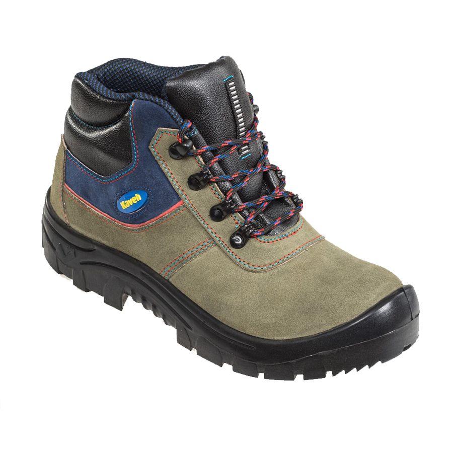 پوتین ایمنی کفش کاوه مدل 204