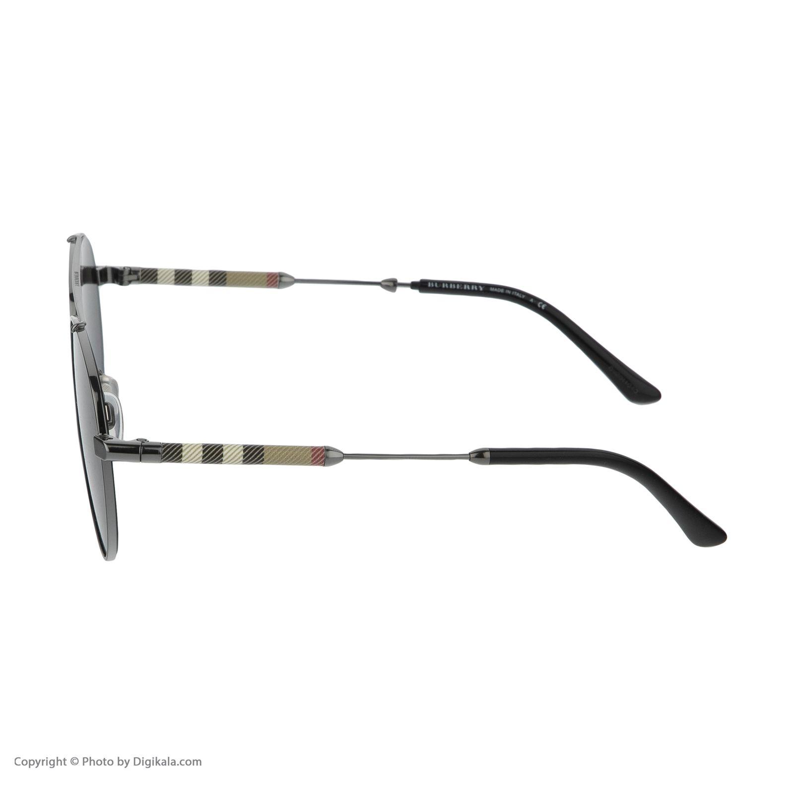 عینک آفتابی زنانه بربری مدل BE 3092Q 100387 57 -  - 6