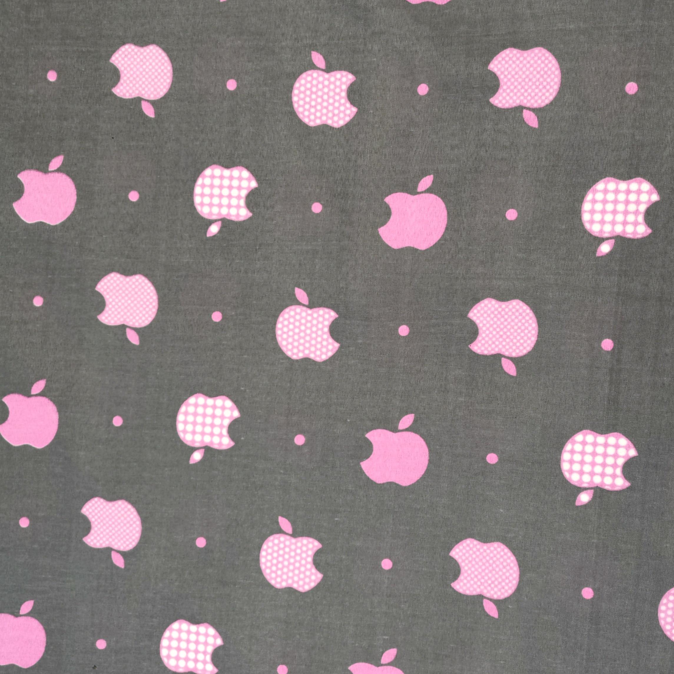خرید                      پارچه ملحفه طرح Apple