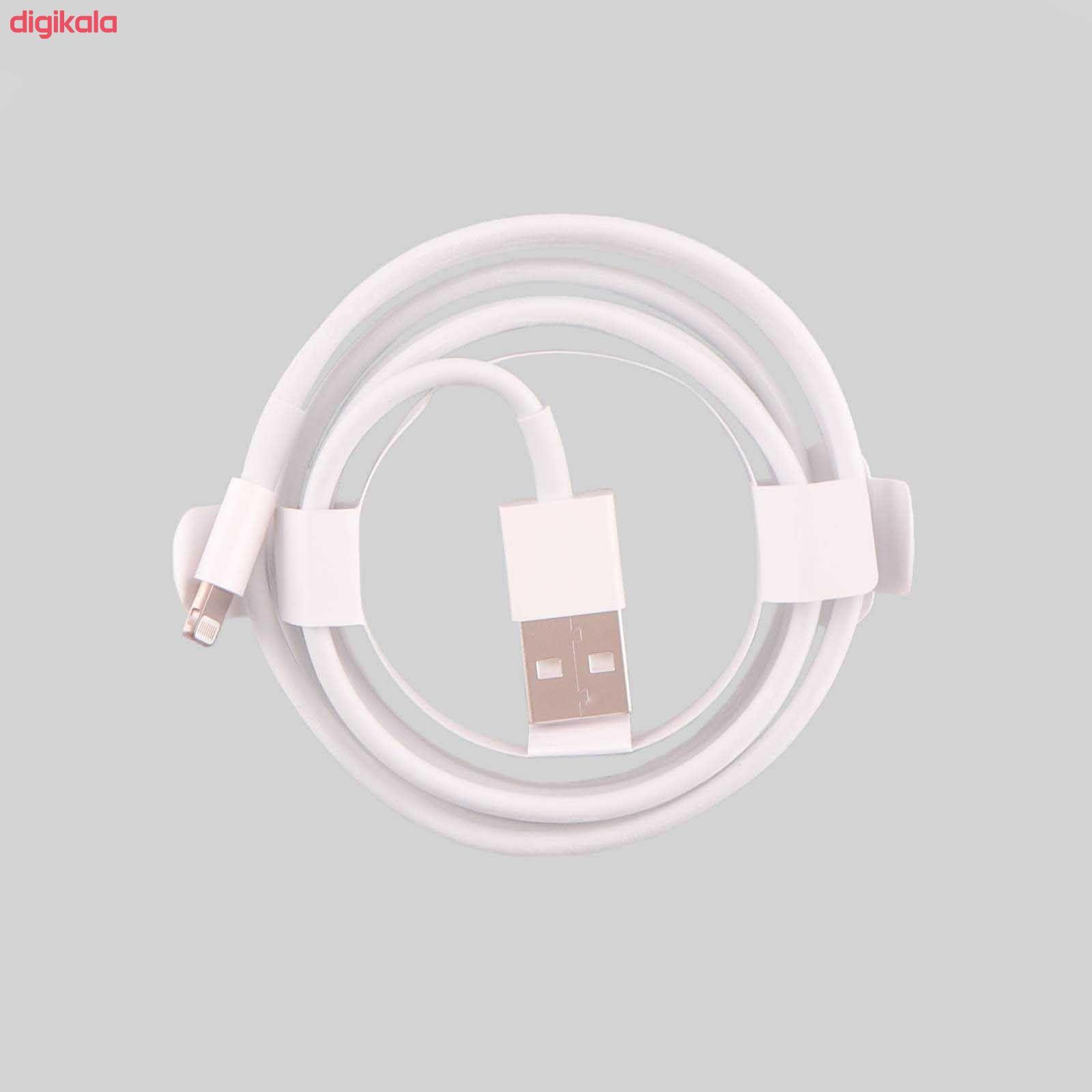 کابل تبدیل USB به لایتنینگ مدل MD818FE/A طول 1 متر   main 1 11