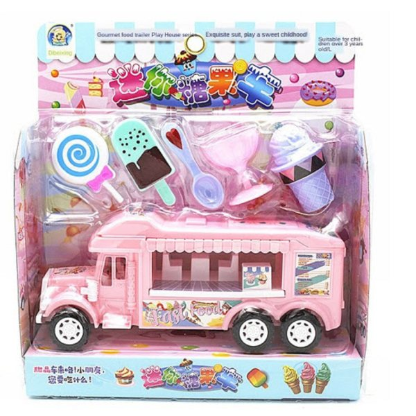 اسباب بازی مدل ماشین بستنی فروش کد 6088