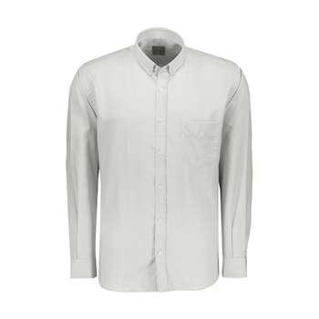 پیراهن آستین بلند مردانه زی مدل 153140501