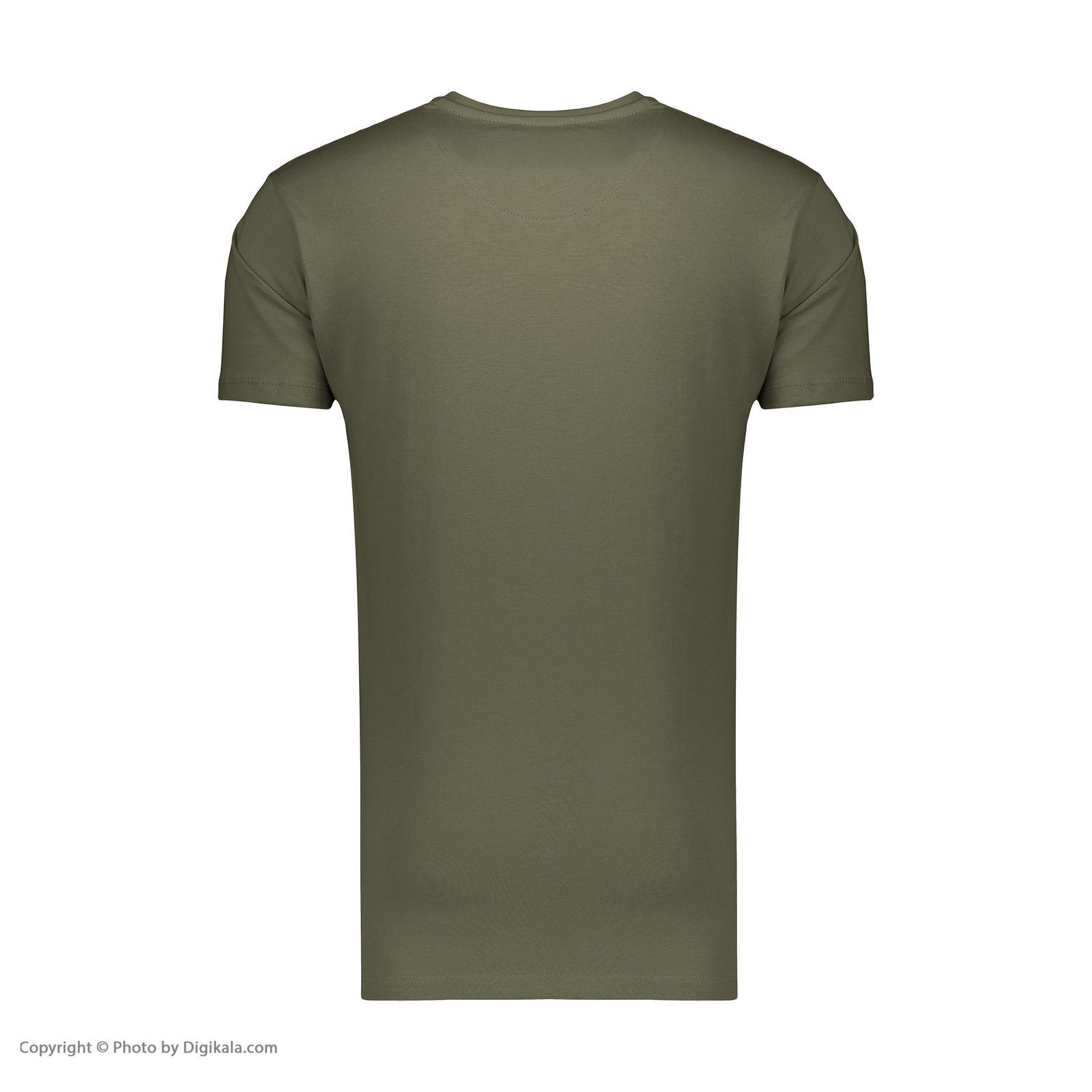 تیشرت مردانه رونی مدل 31110004-23 -  - 3