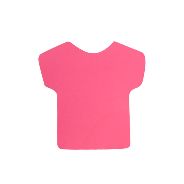کاغذ یادداشت چسب دار زینگ لی مدل پیراهن