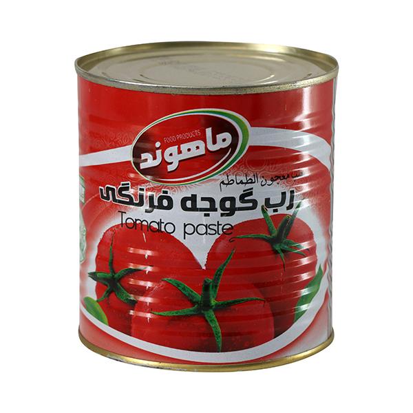 رب گوجه فرنگی ماهوند - 400 گرم