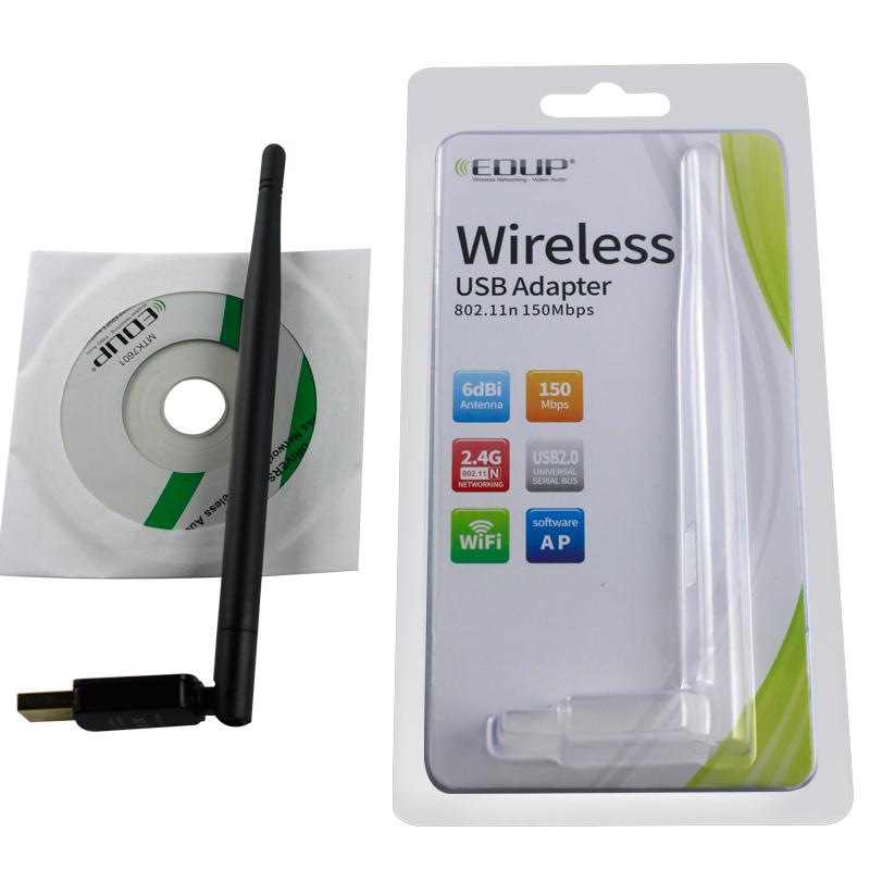 کارت شبکه USB ای دی یو پی مدل EP-MS8551