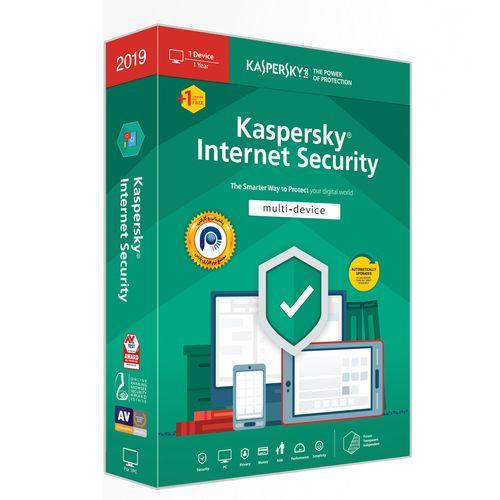 نرم افزار امنیتی کسپرسکی مدل Multidevice 2019 , کاربر 1+1  نشر پارس