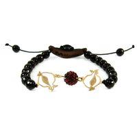 دستبند طلا زنانه,دستبند طلا زنانه مانچو