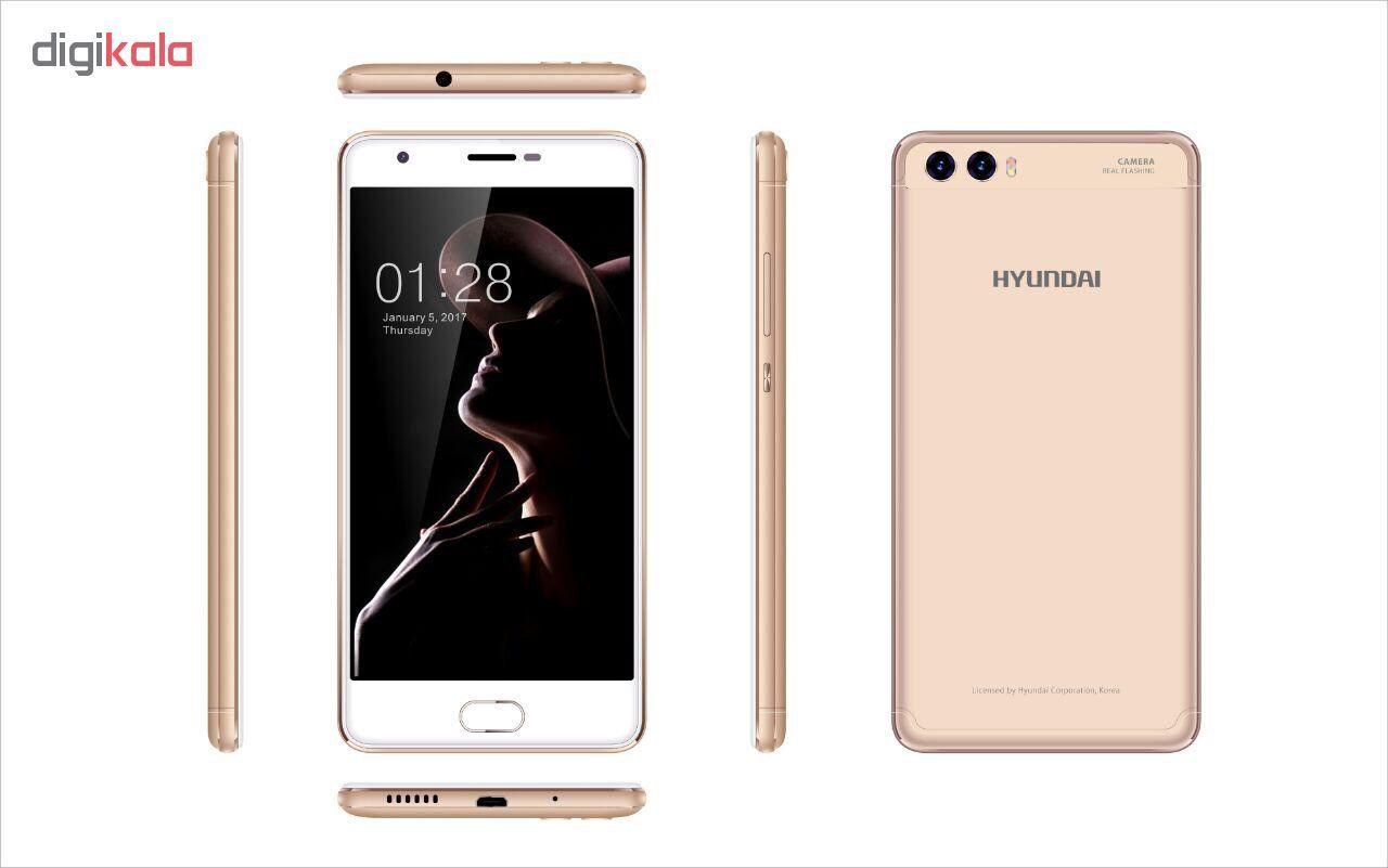 گوشی موبایل هیوندای  seoul 5 plus دو سیمکارت main 1 1