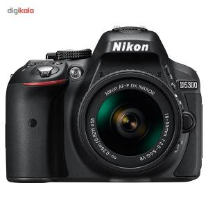 دوربین دیجیتال نیکون مدل D5300 18-55 VR AFP  Nikon D5300 18-55 VR AFP Digital Camera