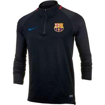 تیشرت ورزشی مردانه نایکی طرح بارسلونا مدل 011-854191  