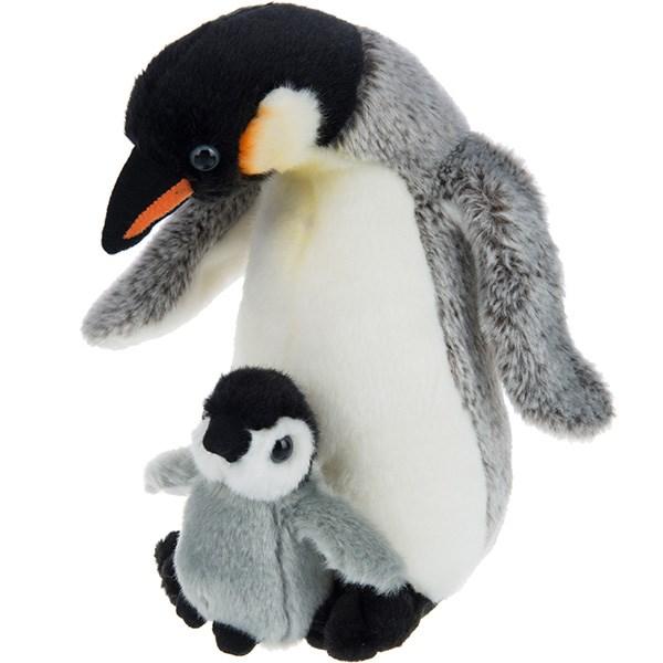 عروسک پنگوئن و جوجه للی کد 692170 سایز 3