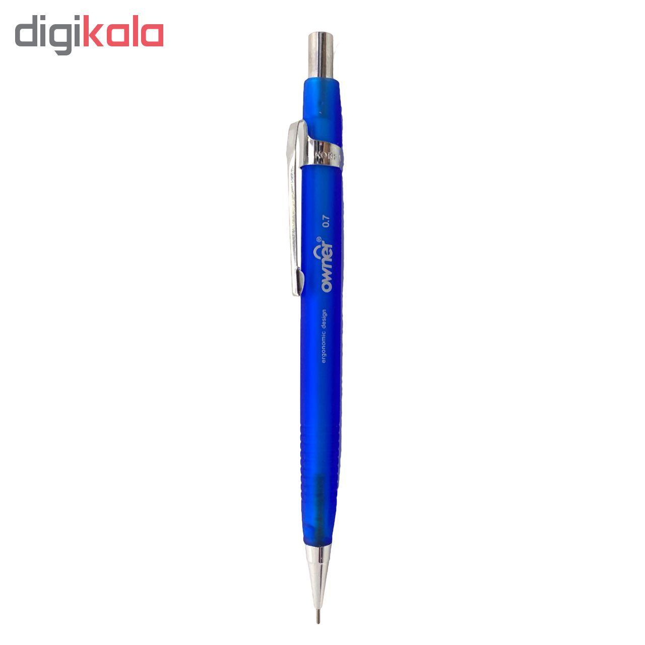مداد نوکی اونر کد 115200 قطر نوشتاری  0.7 میلی متر main 1 2