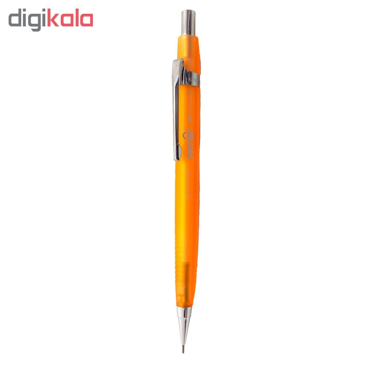 مداد نوکی اونر کد 115200 قطر نوشتاری  0.7 میلی متر main 1 3