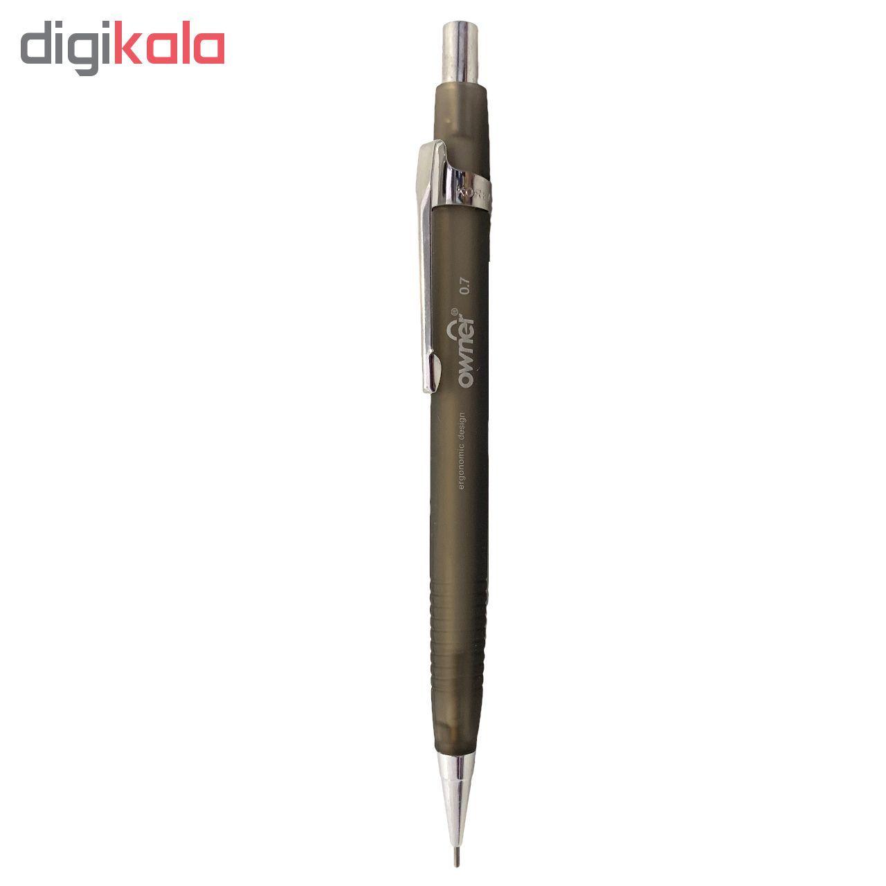 مداد نوکی اونر کد 115200 قطر نوشتاری  0.7 میلی متر main 1 5