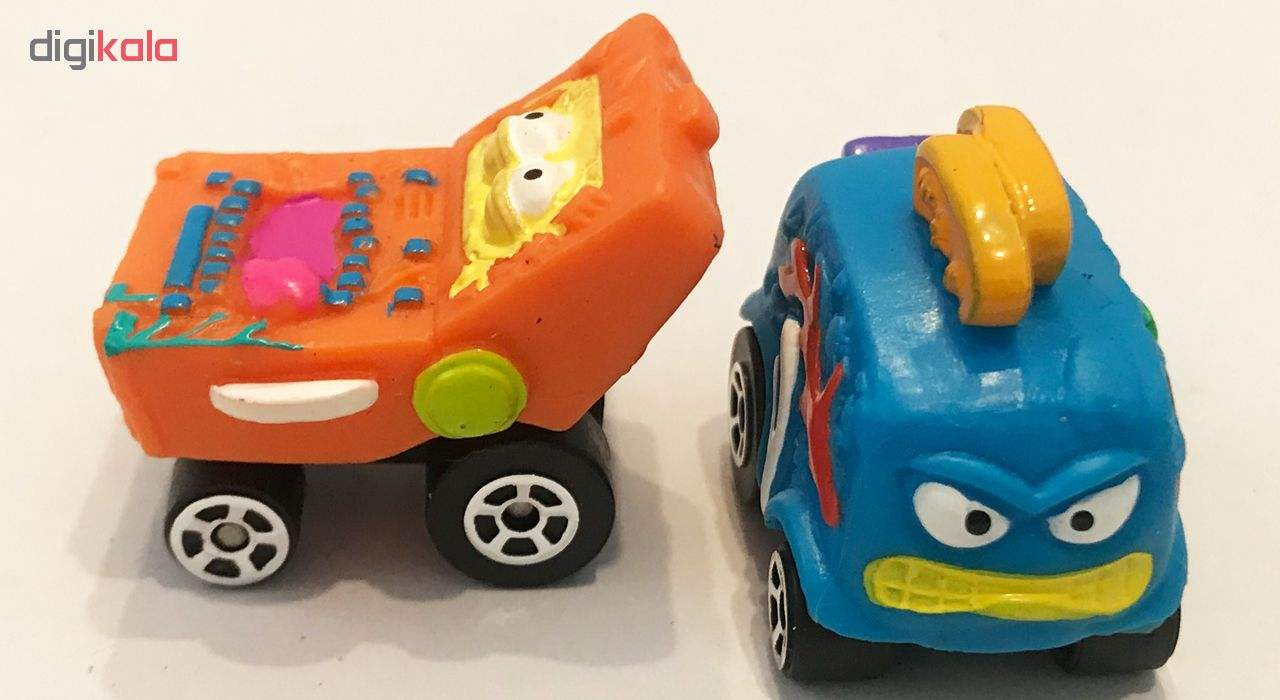 ماشین اسباب بازی ترش پک مدل Rust Buckets بسته 2 عددی main 1 3