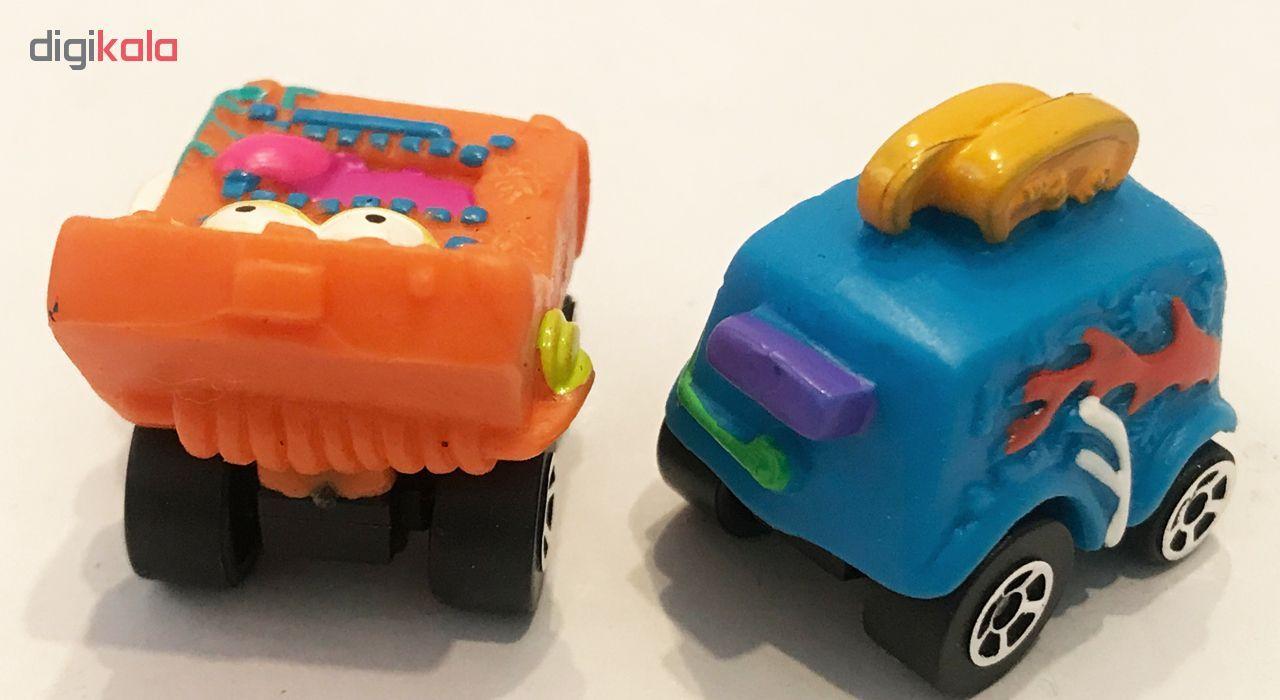 ماشین اسباب بازی ترش پک مدل Rust Buckets بسته 2 عددی main 1 4
