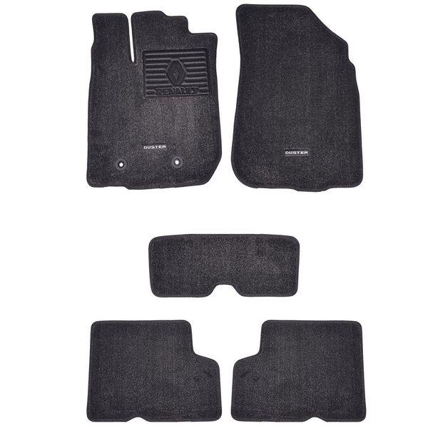 کفپوش موکتی خودرو بابل مناسب برای L90