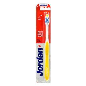 مسواک جردن مدل Total Clean متوسط