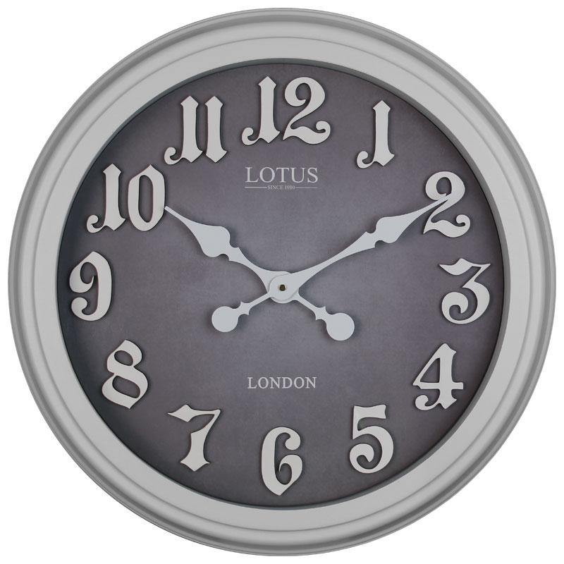 ساعت دیواری لوتوس مدل 16030