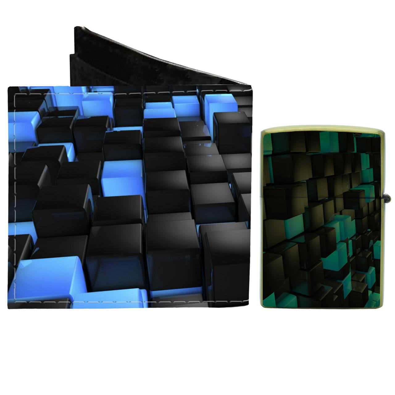 ست هدیه مدل Abstract A07