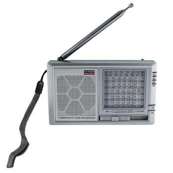 رادیو موج های پخش FM / AM / SW1-10 مدل Kchibo KK-9808 | Kchibo KK-9808 Radio