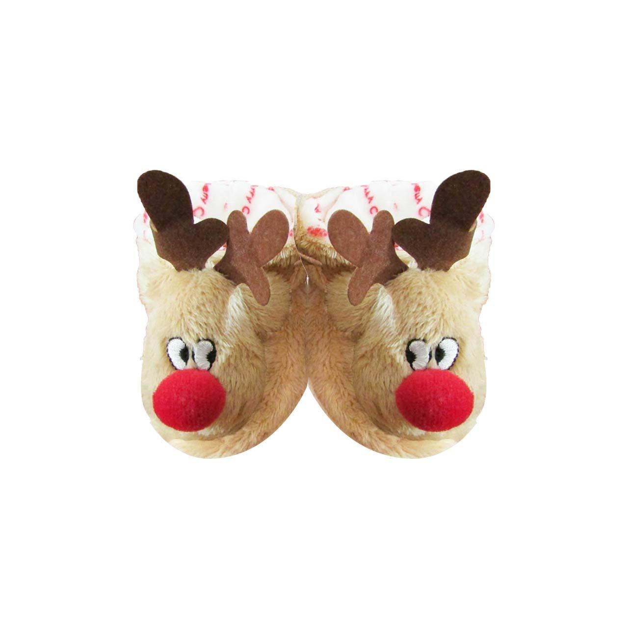 پاپوش نوزادی مدل deer