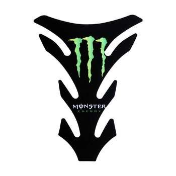 برچسب باک موتور سیکلت مدل Monster