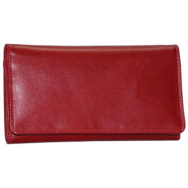 کیف پول چرم طبیعی آدین چرم مدل DM23.1