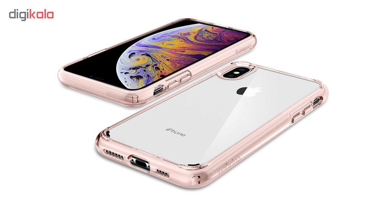 کاور اسپیگن مدل Ultra Hybrid مناسب برای گوشی موبایل آیفون XS Max