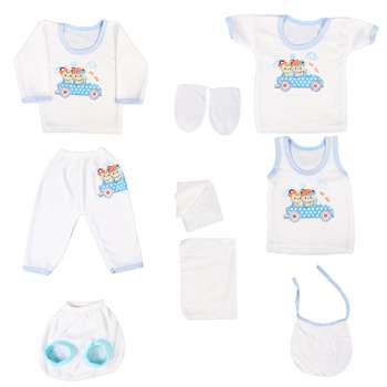ست 10 تکه لباس نوزادی کد 459 |