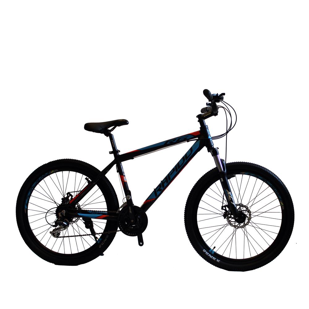 خرید                     دوچرخه کوهستان راپیدو مدل R6 سایز 26