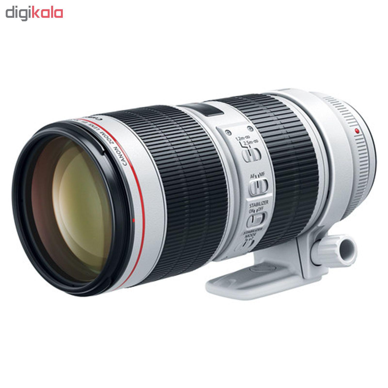 لنز کانن مدل EF 70-200mm f/2.8L IS III USM main 1 3