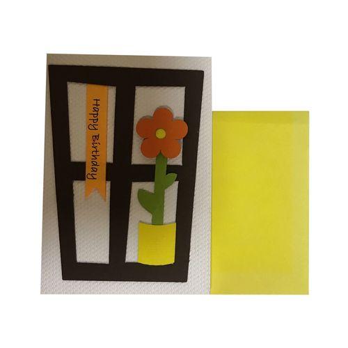 کارت پستال مدل Flower40