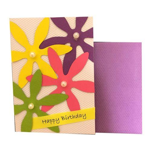 کارت پستال مدل Happy Birthday19