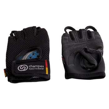 دستکش تمرین چمپکس مدل Gear Man Leather Black