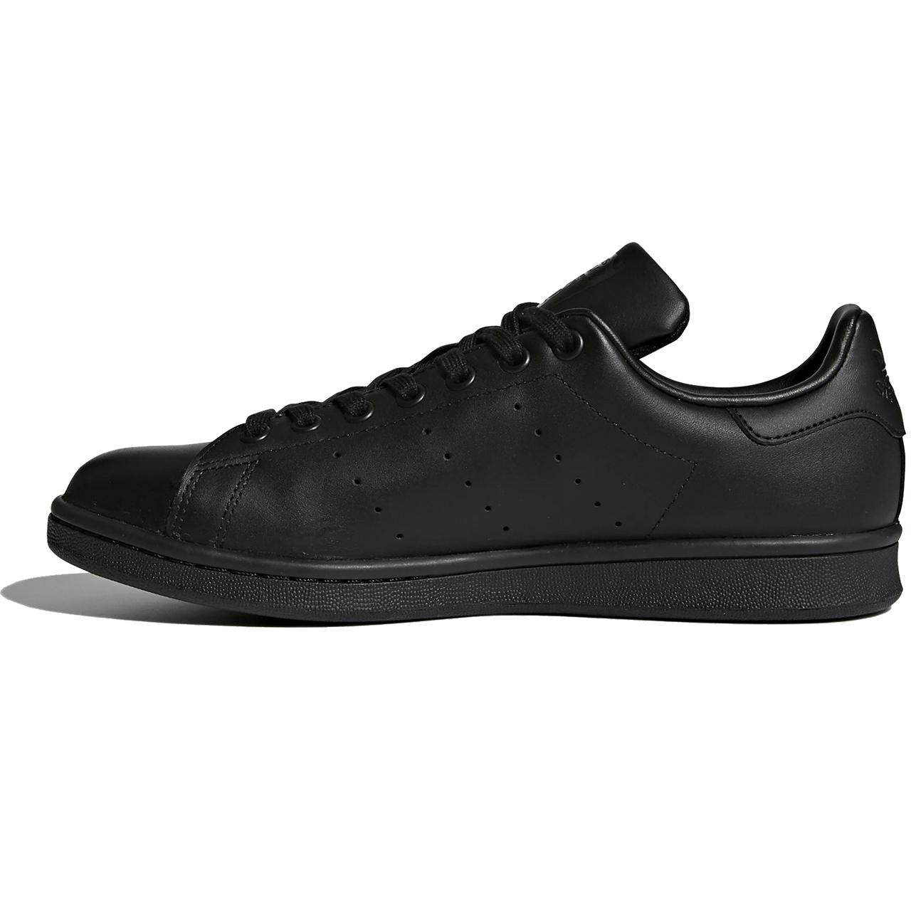 خرید کفش راحتی زنانه آدیداس مدل Stan Smith Black