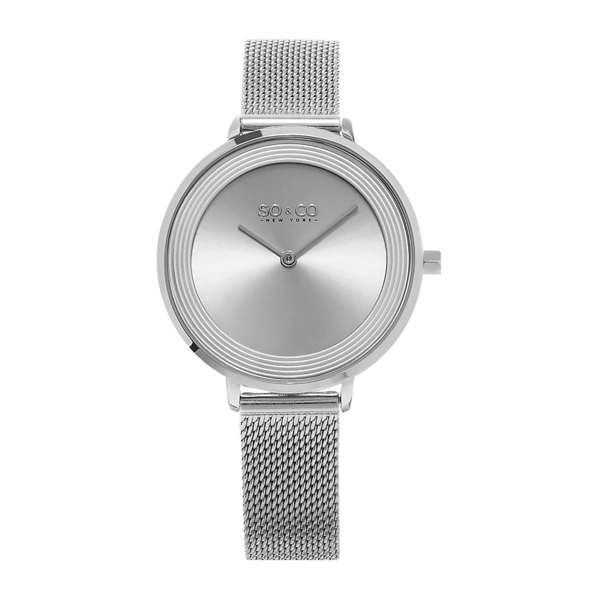 ساعت مچی عقربه ای زنانه سو اند کو مدل 5204m.1