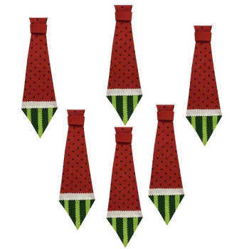 کراوات طرح یلدا بسته 6 عددی |