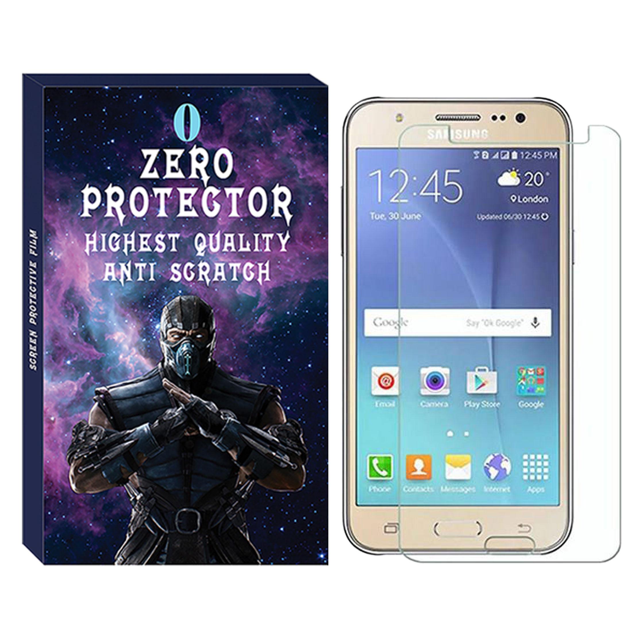محافظ صفحه نمایش زیرو مدل SDZ-01 مناسب برای گوشی موبایل سامسونگ Galaxy J5 2015