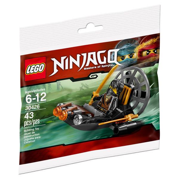 لگو سری Ninjago مدل Stealthy Swamp Airboat 30426