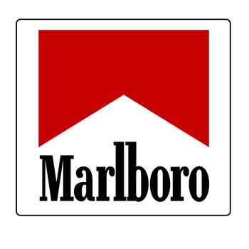 تمیز کننده صفحه نمایش موبایل چسبک طرح Marlboro |