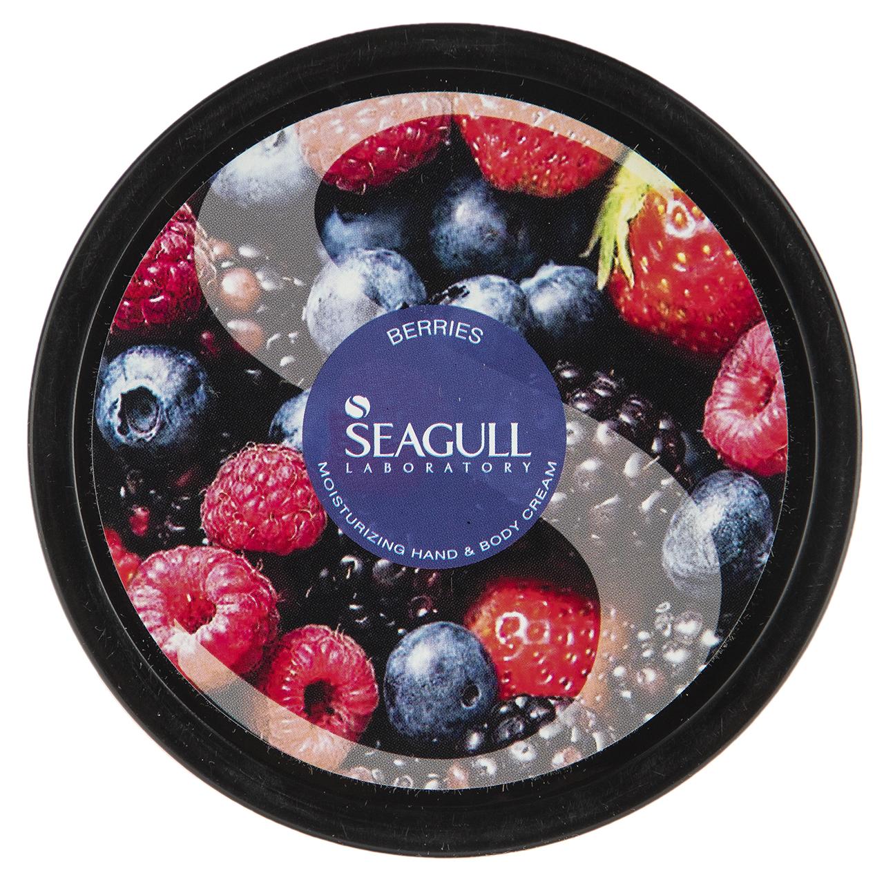 قیمت کرم مرطوب کننده سی گل مدل Berries حجم 200 میلی لیتر