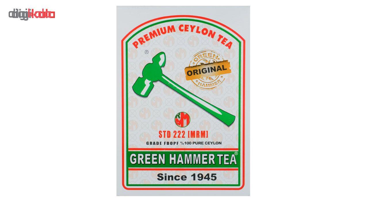 چای  چکش سبز عماد مقدار 500 گرم