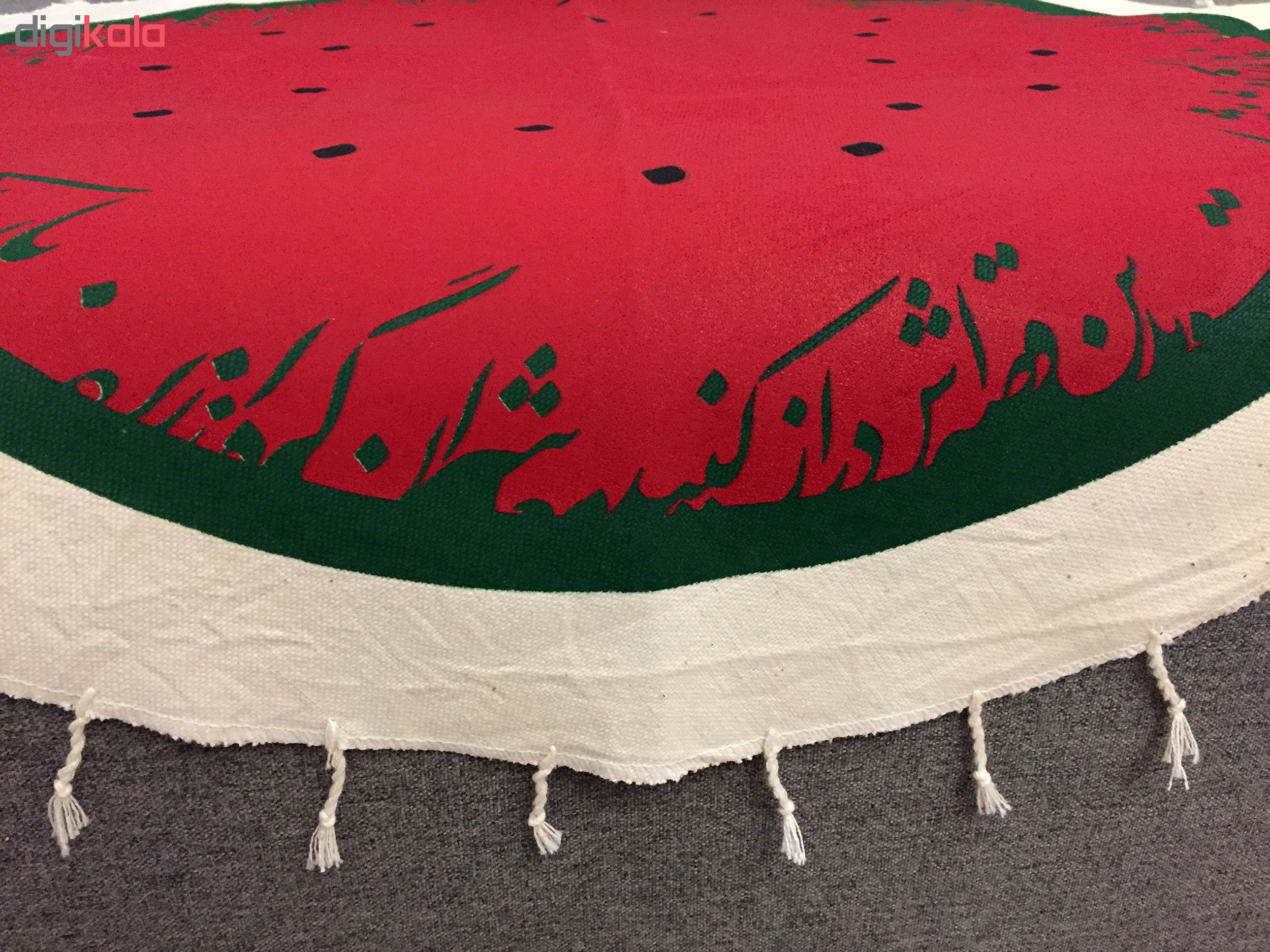 خرید                      رومیزی چاپ دستی  گدار طرح معاشران